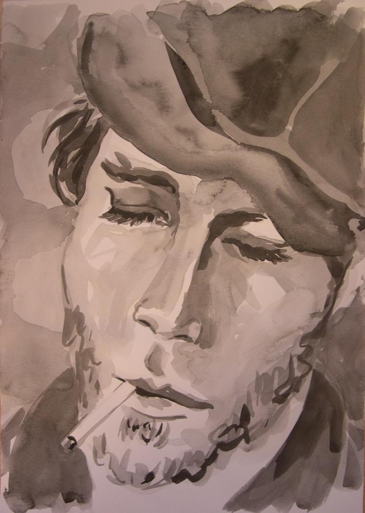 Tom Waits by Garance55